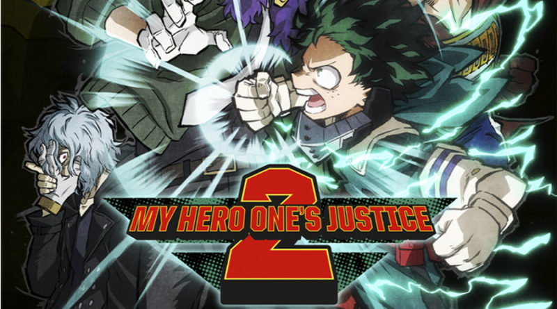 my hero one's justice 2 meniac news