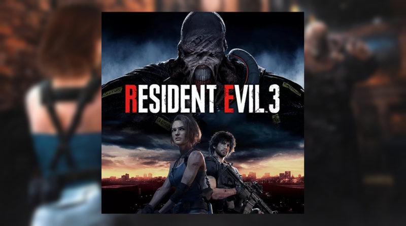 resident evil 3 nemesis remake artworks meniac news