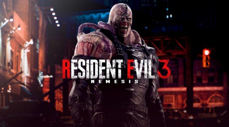 resident-evil3-nemesis remake meniac news uscita