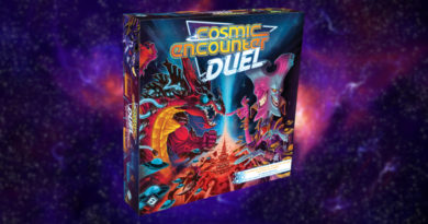 Cosmic Encounter Duel meniac news