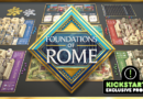 Foundations of Rome meniac news cover