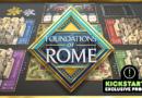 Foundations of Rome meniac news cover