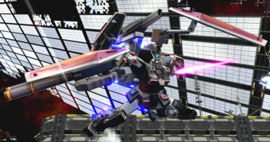 Mobile Suit Gundam Extreme VS Maxiboost On meniac news 1