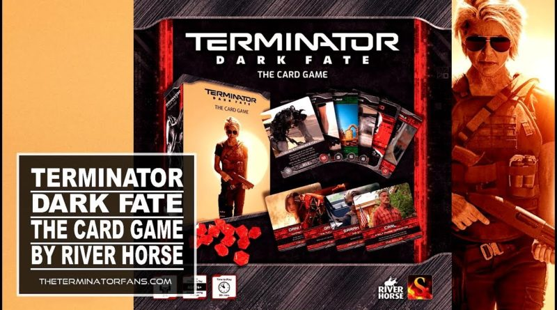 Terminator Dark Fate The Card Game Meniac news 1