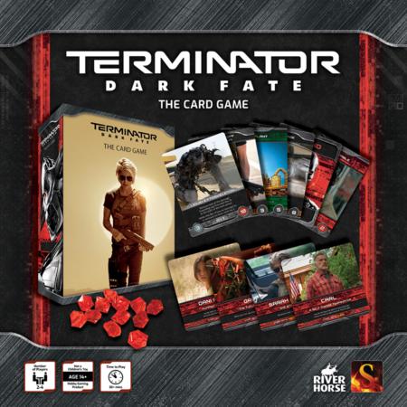 Terminator Dark Fate The Card Game Meniac news 2