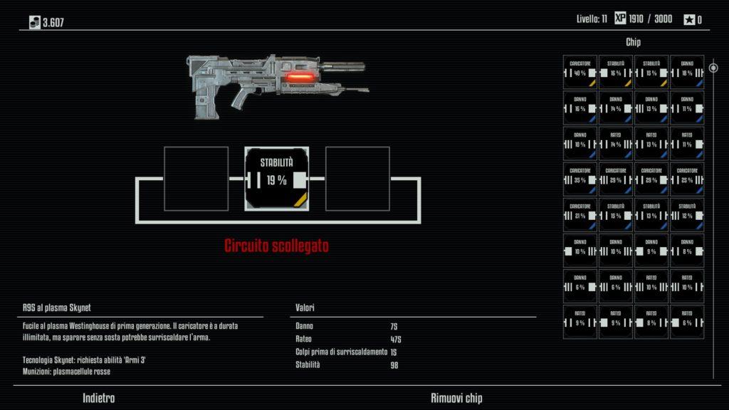 Terminator resistence meniac recensione 2