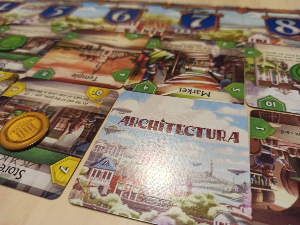 architectura boardgame meniac recensione 4