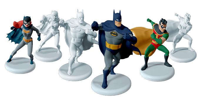 Batman The Animated Series Adventures - Shadow of the Bat 1