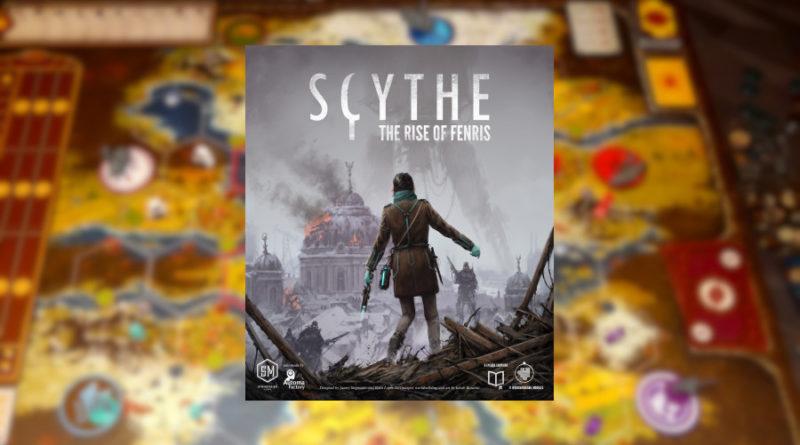 Scythe The rise of Fenris meniac prova