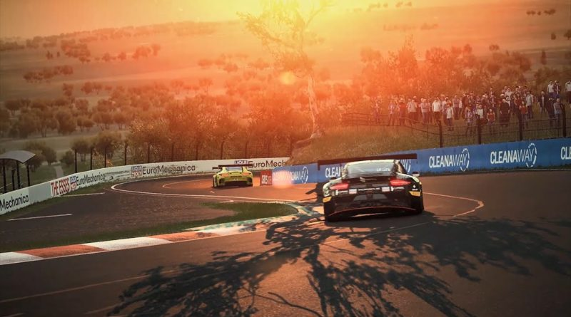 assetto corsa competizione DLC Intercontinental GT Pack meniac news