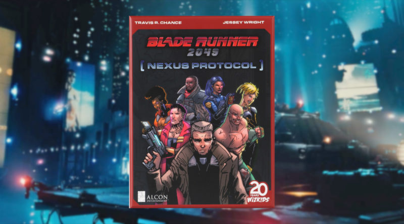 blade runner 2049 nexus protocol meniac news