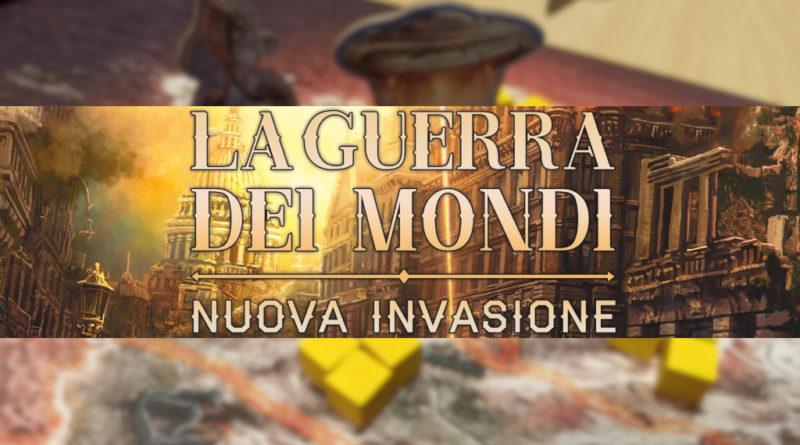 la guerra dei mondi nuova invasione meniac recensione cover