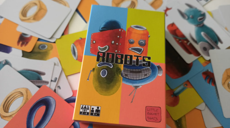 robots little rocket games meniac recensione