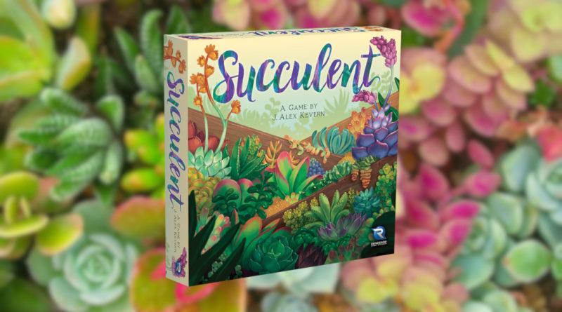 succulent boardgame meniac news