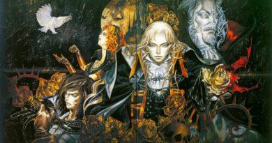 Castlevania Symphony of the Night mobile meniac news 2