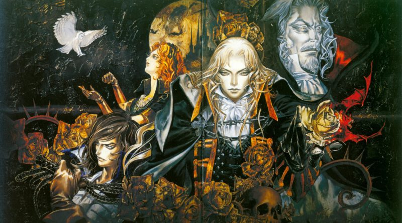 Castlevania Symphony of the Night mobile meniac news 2