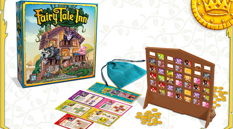 Fairy Tales Inn meniac news