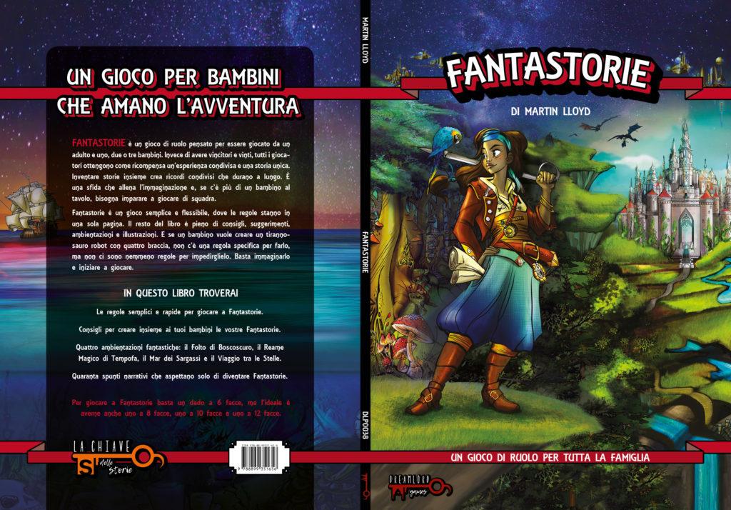 Fantastorie_Copertina Dreamlord Meniac news 1