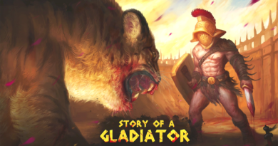 Story of a Gladiator meniac recensione 1