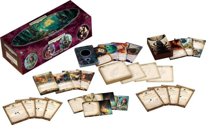arkham horror lcg return to the forgotten age meniac news 2