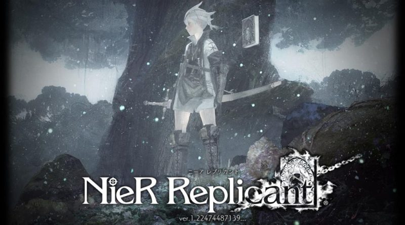 nier replicant remake meniac news