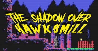 the shadow over hawksmill meniac recensione
