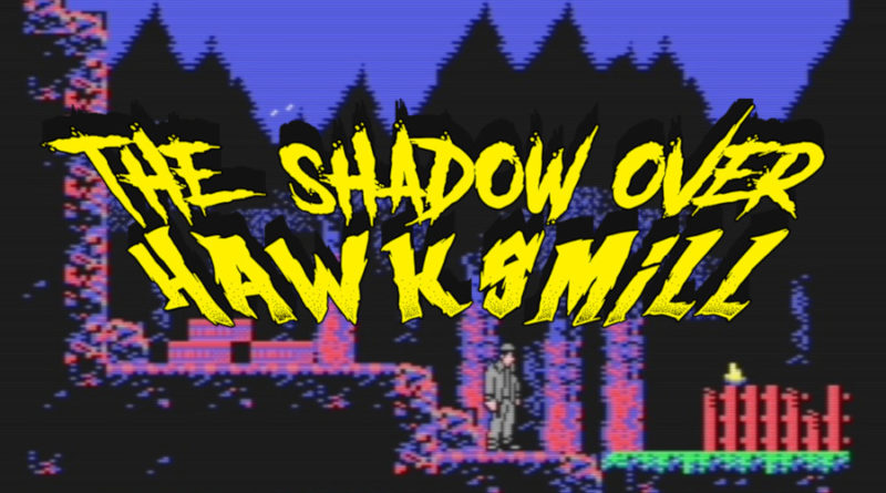 the shadow over hawksmill meniac recensione
