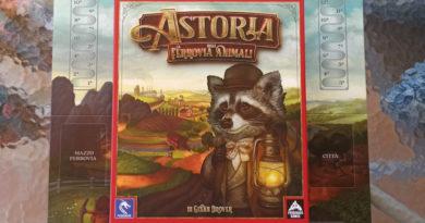Astoria la ferrovia degli animali meniac recensione
