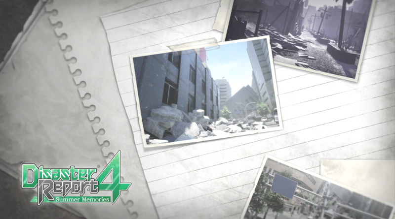Disaster report 4 summer memories meniac recensione 1