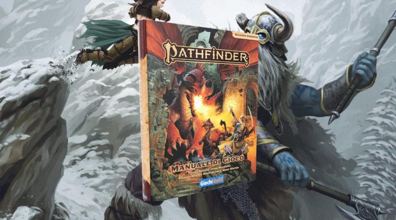 Pathfinder seconda edizione meniac news