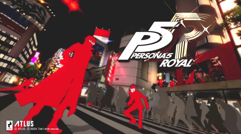 Persona 5 Royal meniac recensione 1