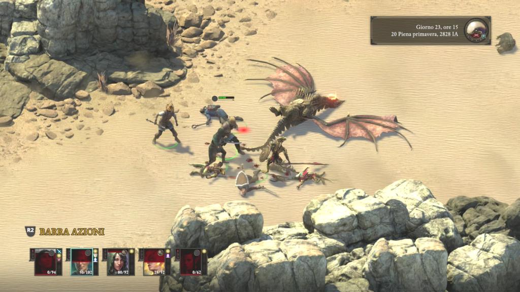 Pillars Of Eternity 2 deadfire ultimate edition console recensione meniac 4