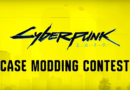 cyberpunk 2077 pc case contest meniac news
