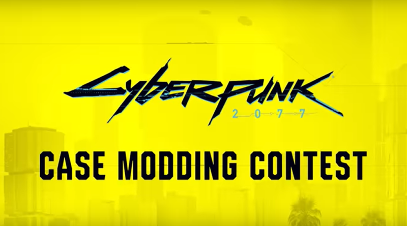 cyberpunk 2077 pc case contest meniac news