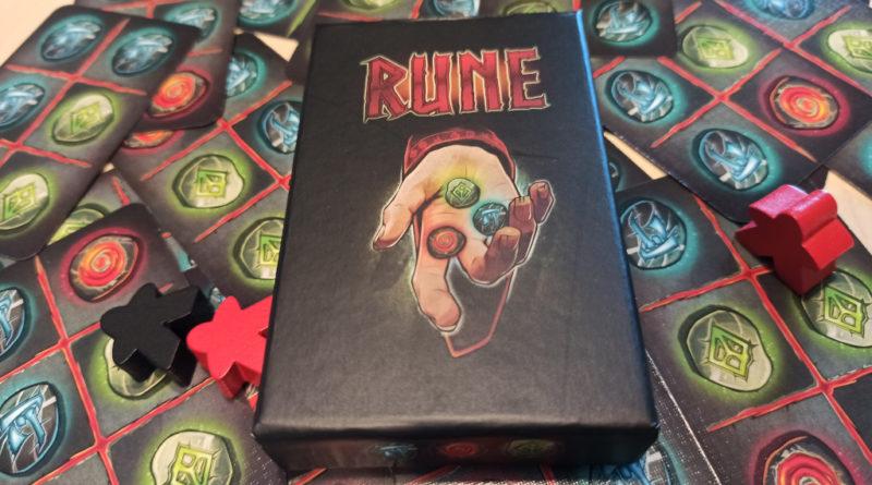 rune meniac recensione cover