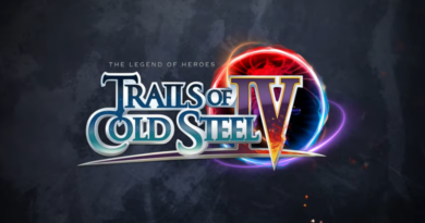 trails of cold steel IV meniac news