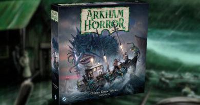 under dark waves arkham horror terza ed meniac news