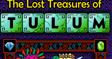 The lost treasure of Tulum meniac retrogame spectrum news