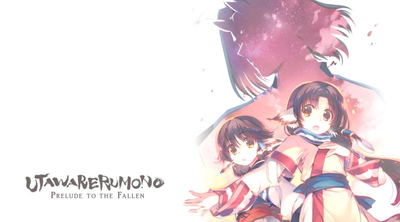 Utawarerumono Prelude to the Fallen meniac recensione cover