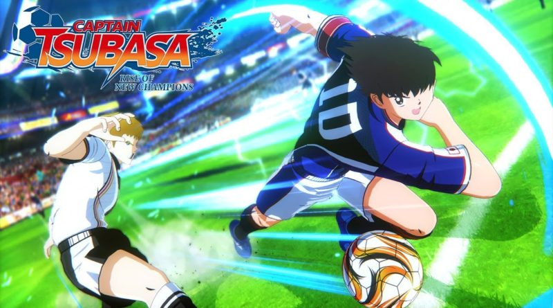 captain tsubasa rise of the new champions uscita meniac news