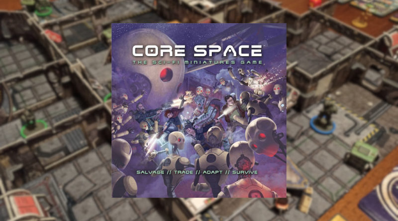 core space meniac recensione cover