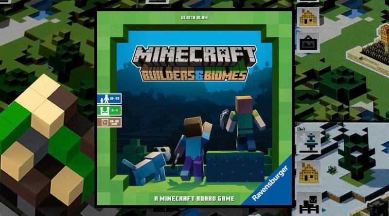minecraft builders & biomes meniac recensione