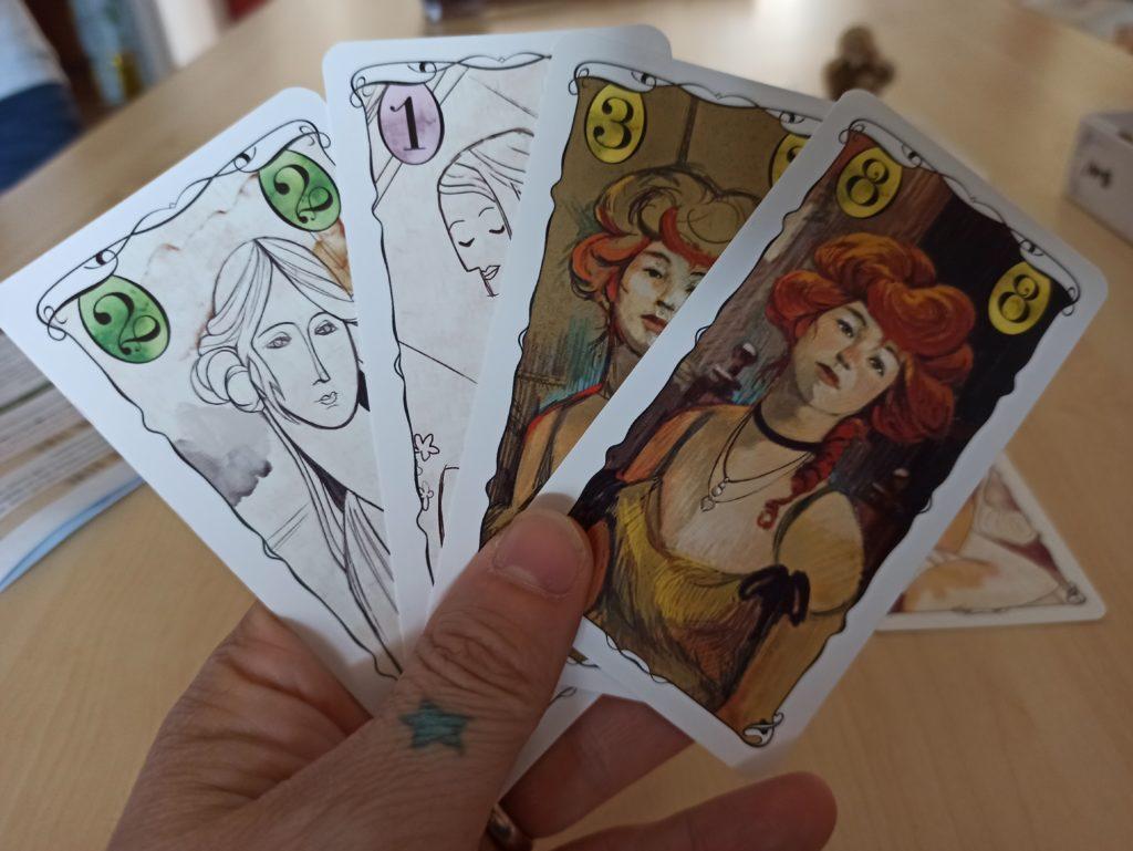 montmartre card game meniac recensione 4