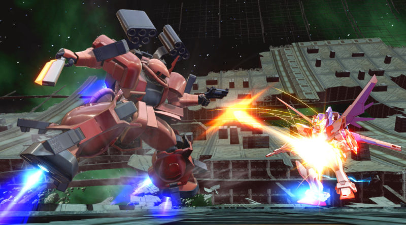 Mobile Suit Gundam vs. Maxiboost On meniac news open beta 1