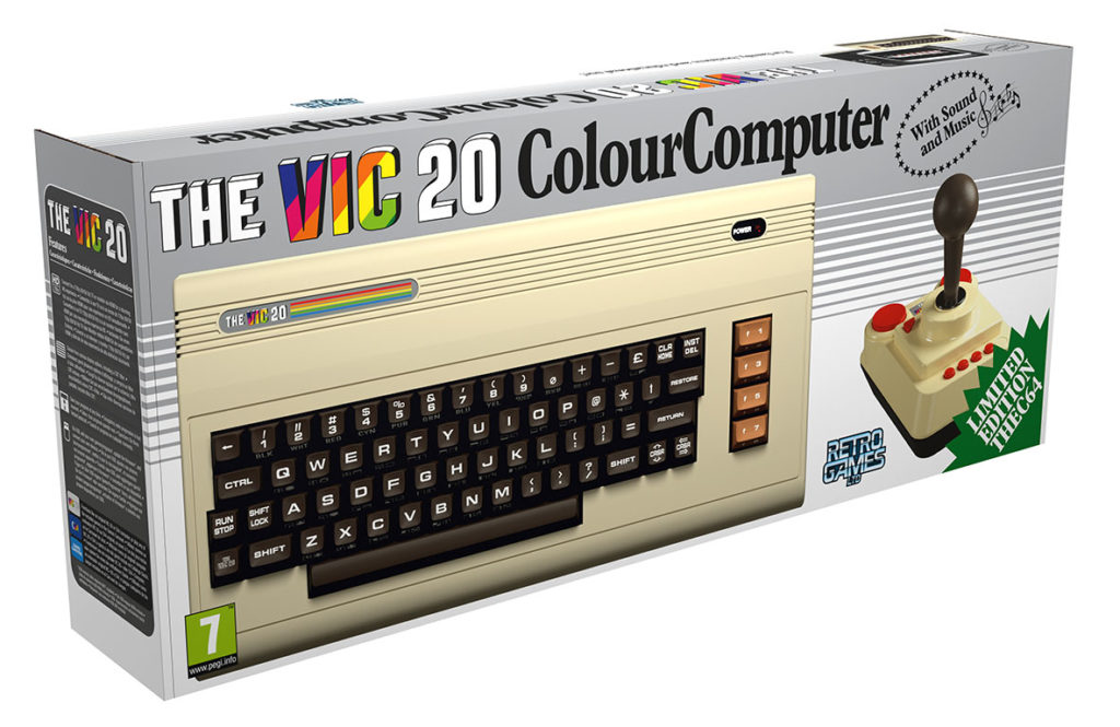 THE VIC 20 BOX meniac news