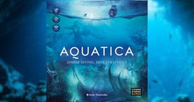 aquatica boardgame meniac news