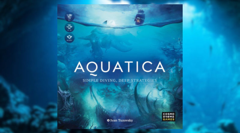 aquatica boardgame meniac news