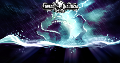 dread nautical meniac recensione cover