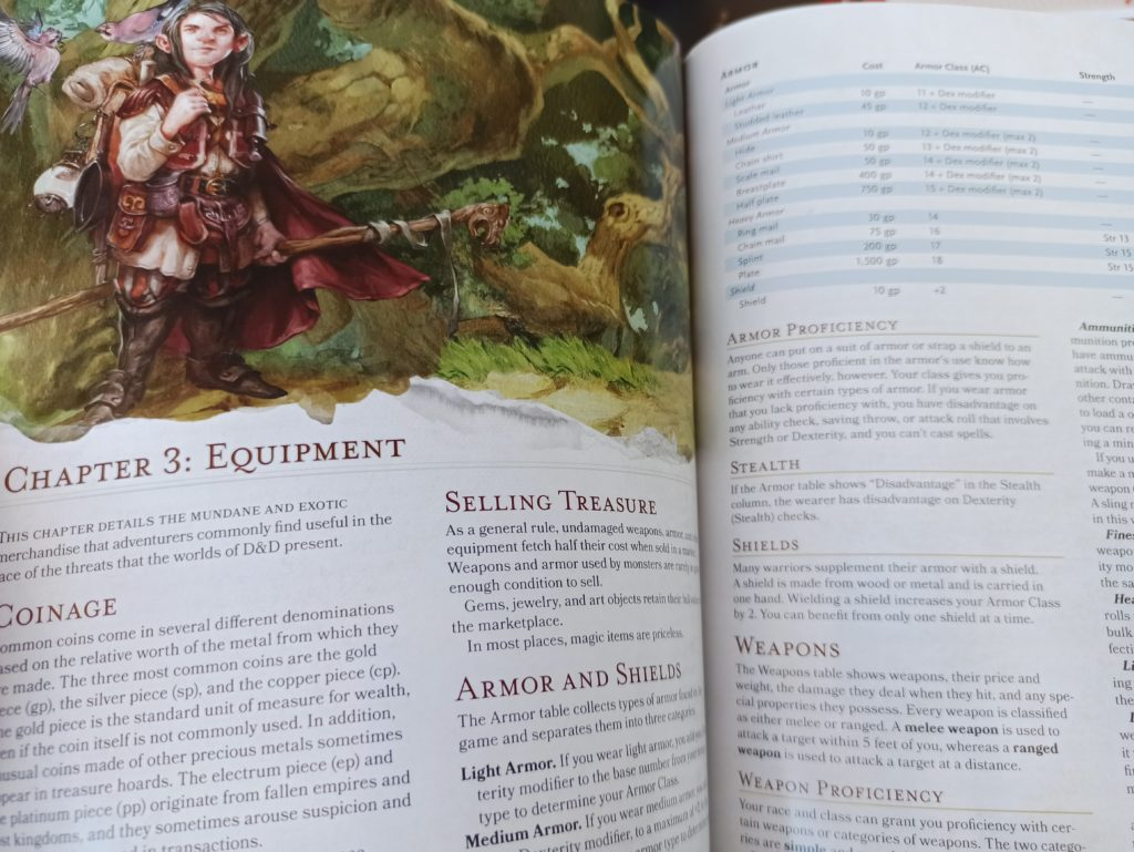 dungeons & dragons 5ed essential kit meniac recensione 2
