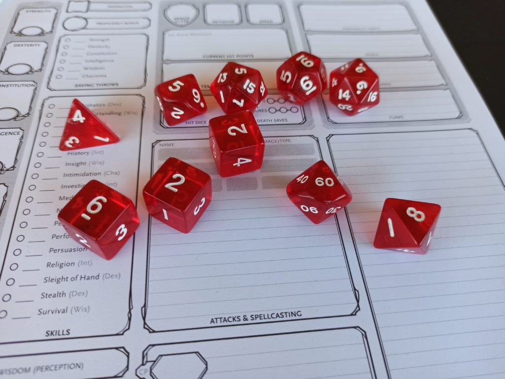 dungeons & dragons 5ed essential kit meniac recensione 4